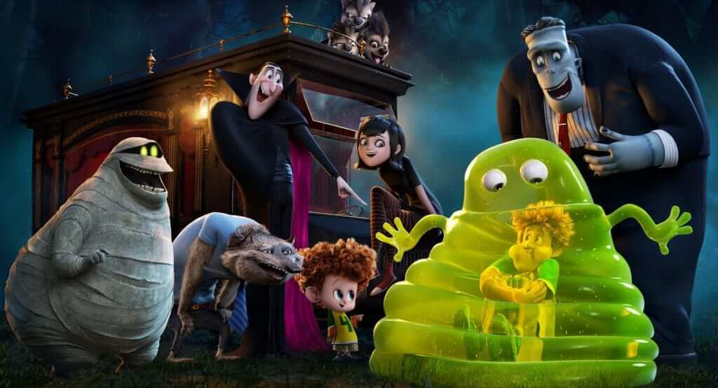 Hotel Transylvania 2 Scares Away Competition