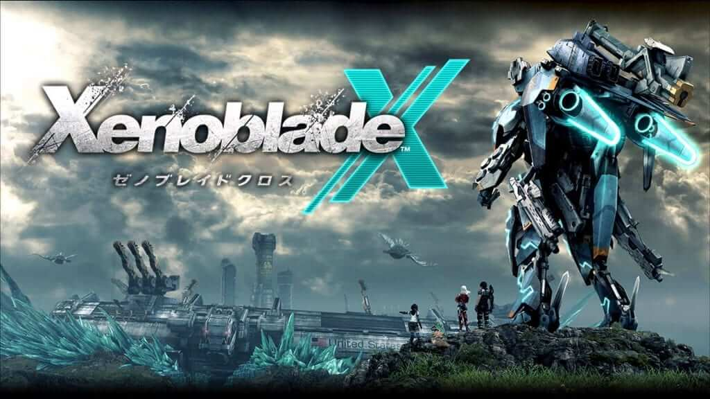 Xenoblade Chronicles X DLC Free With Western Release
