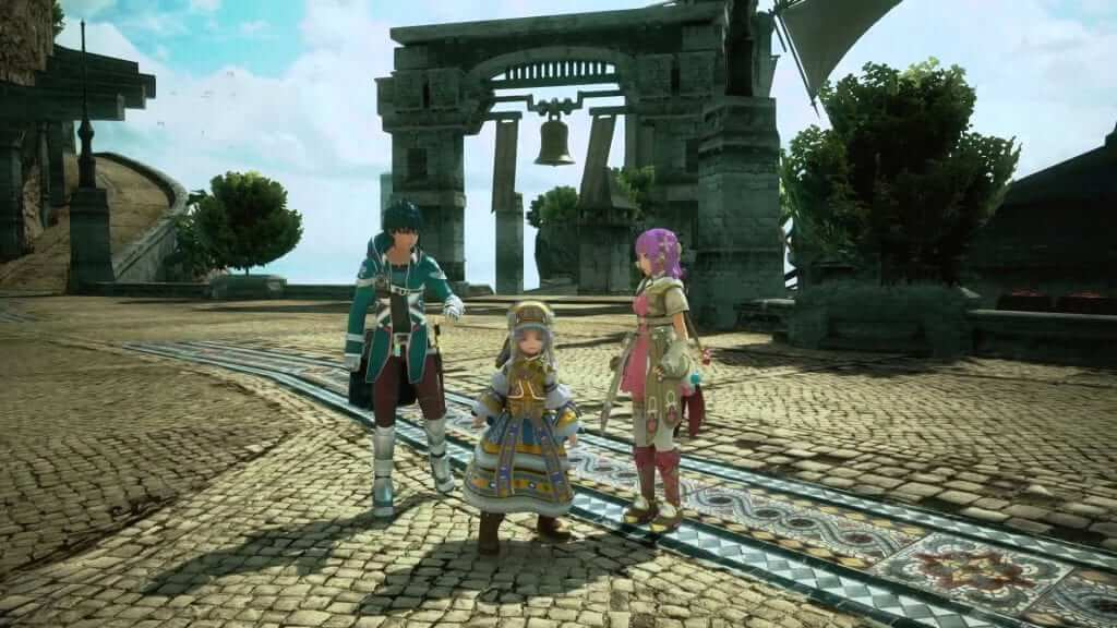 New Star Ocean 5 Trailers Show Off Combat