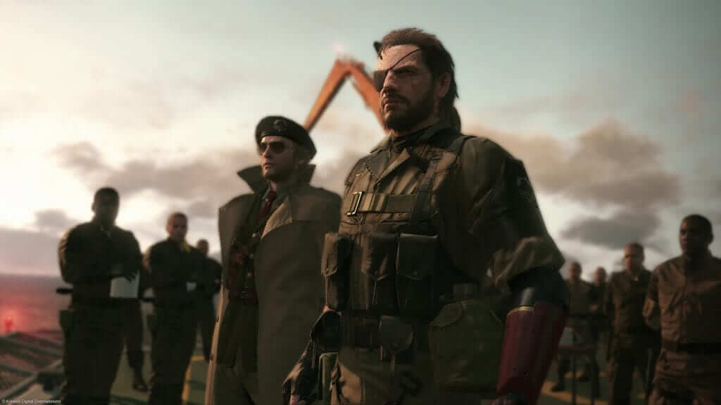 Metal Gear Solid V Save Corruption