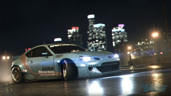 Ghost Games wants to make sure that the PC version of Need for Speed will match its console brothers.