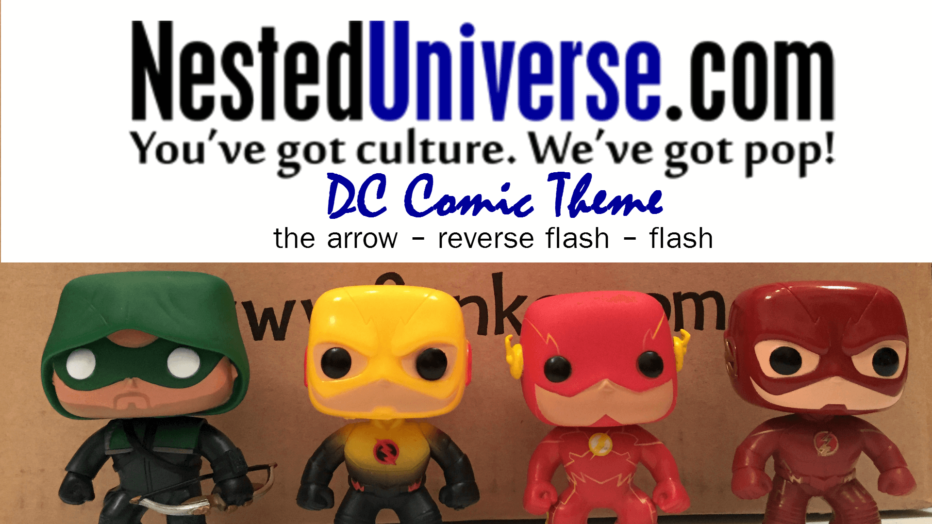 Nested Universe: They Have Pop!