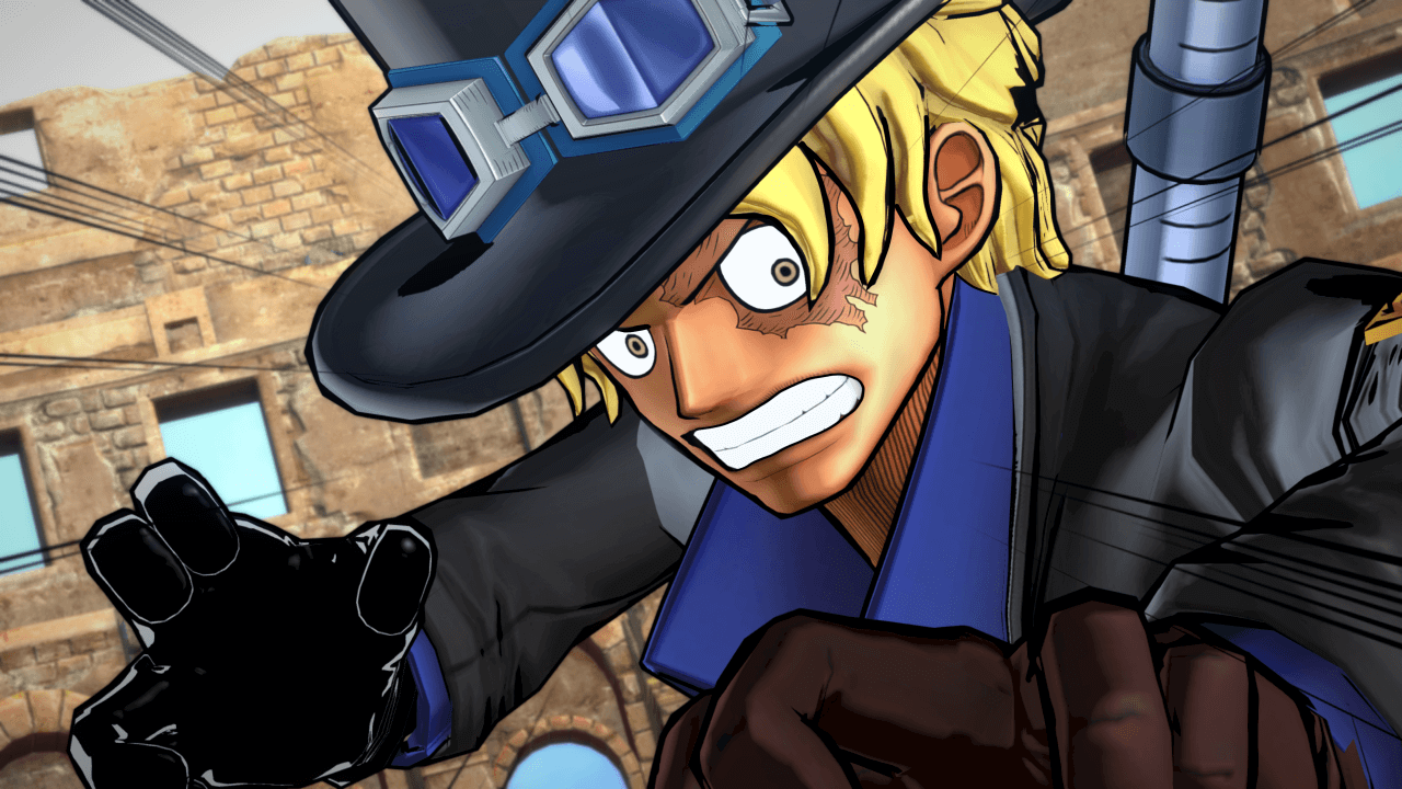 One Piece: Burning Blood Announced for 2016
