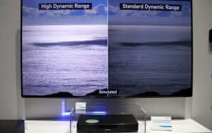 HD Blu-Ray Player