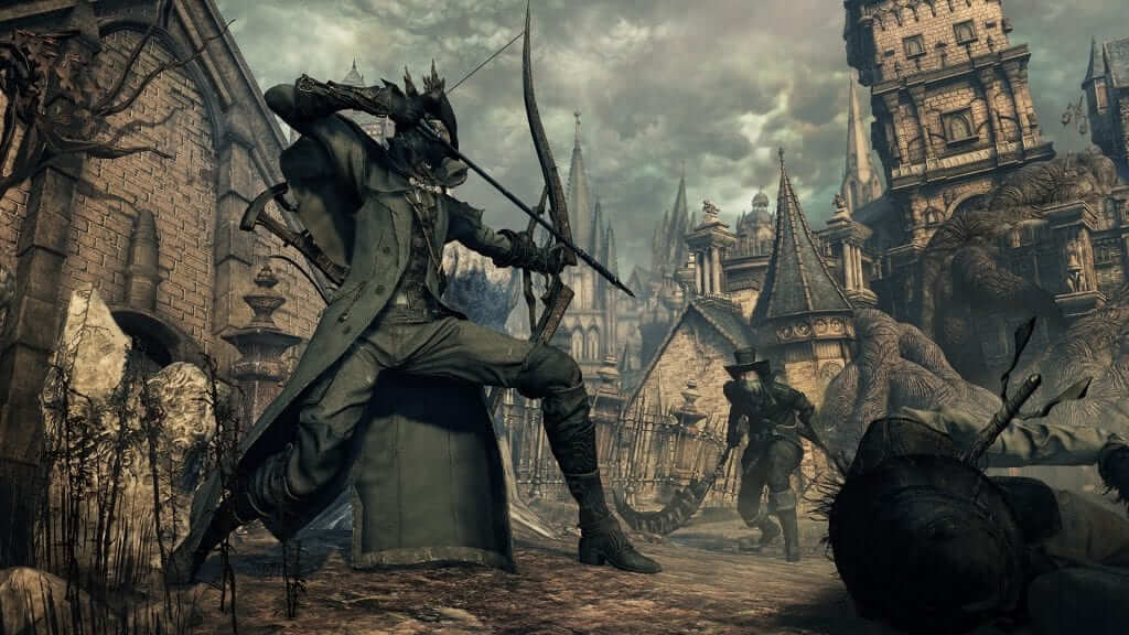 Bloodborne: The Old Hunters DLC Announced
