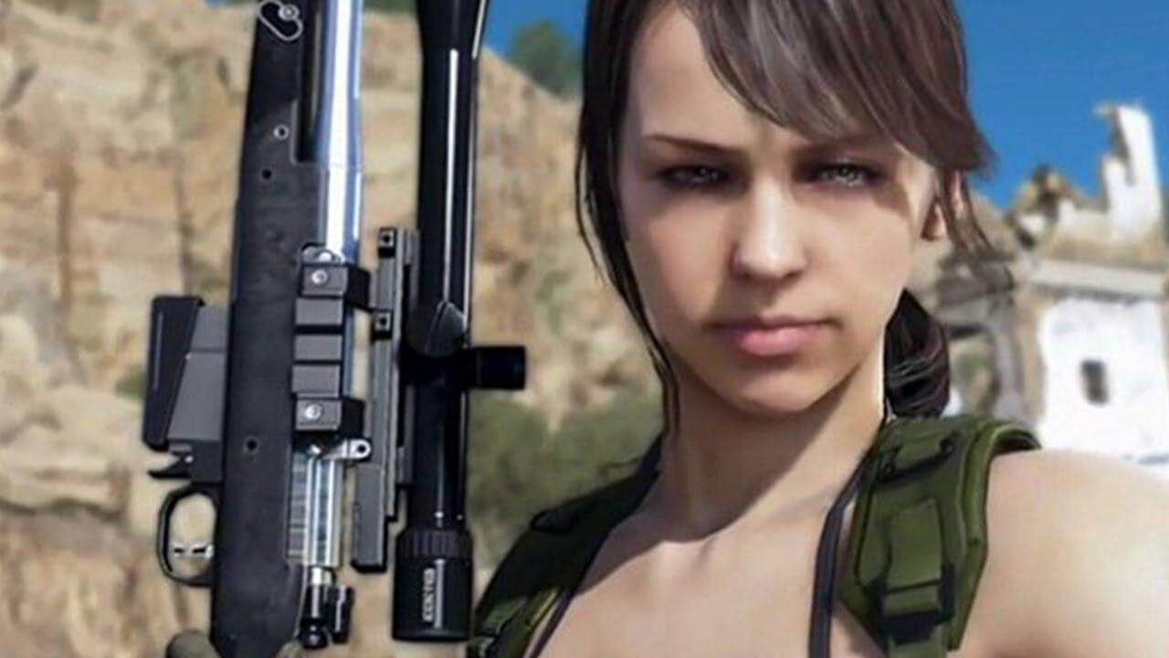 Konami Warns Of Metal Gear Solid 5 Bug