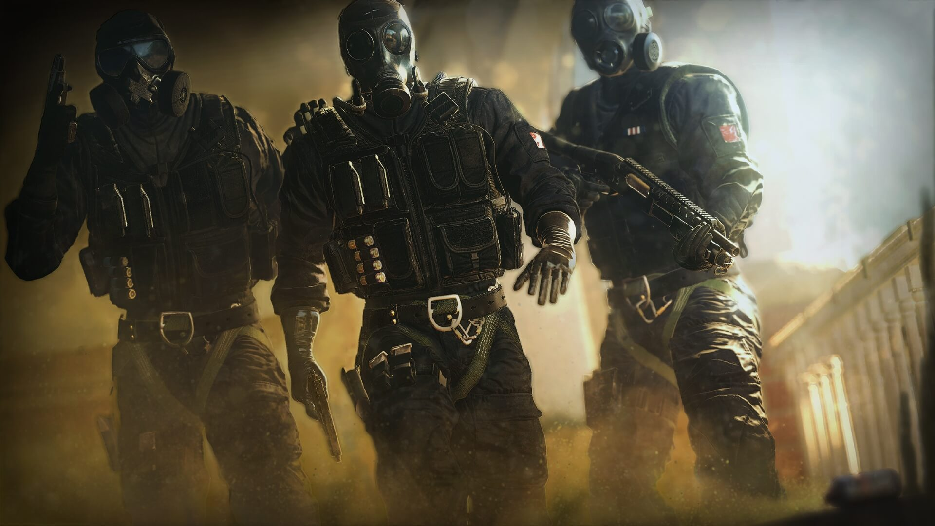 Rainbow Six: Siege Will Not Have A Single-Player Story