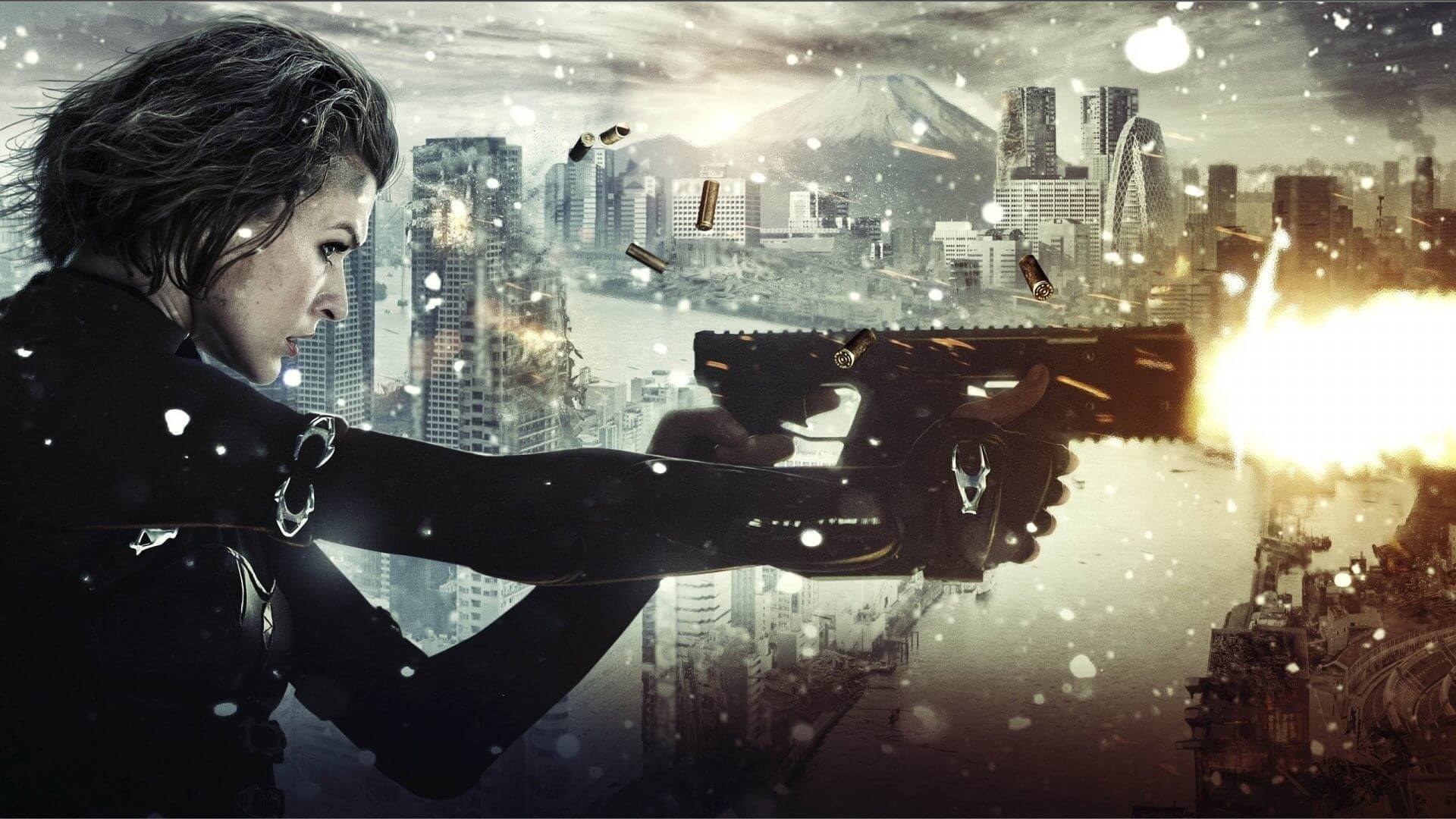 Story and Cast Released for Resident Evil: The Final Chapter
