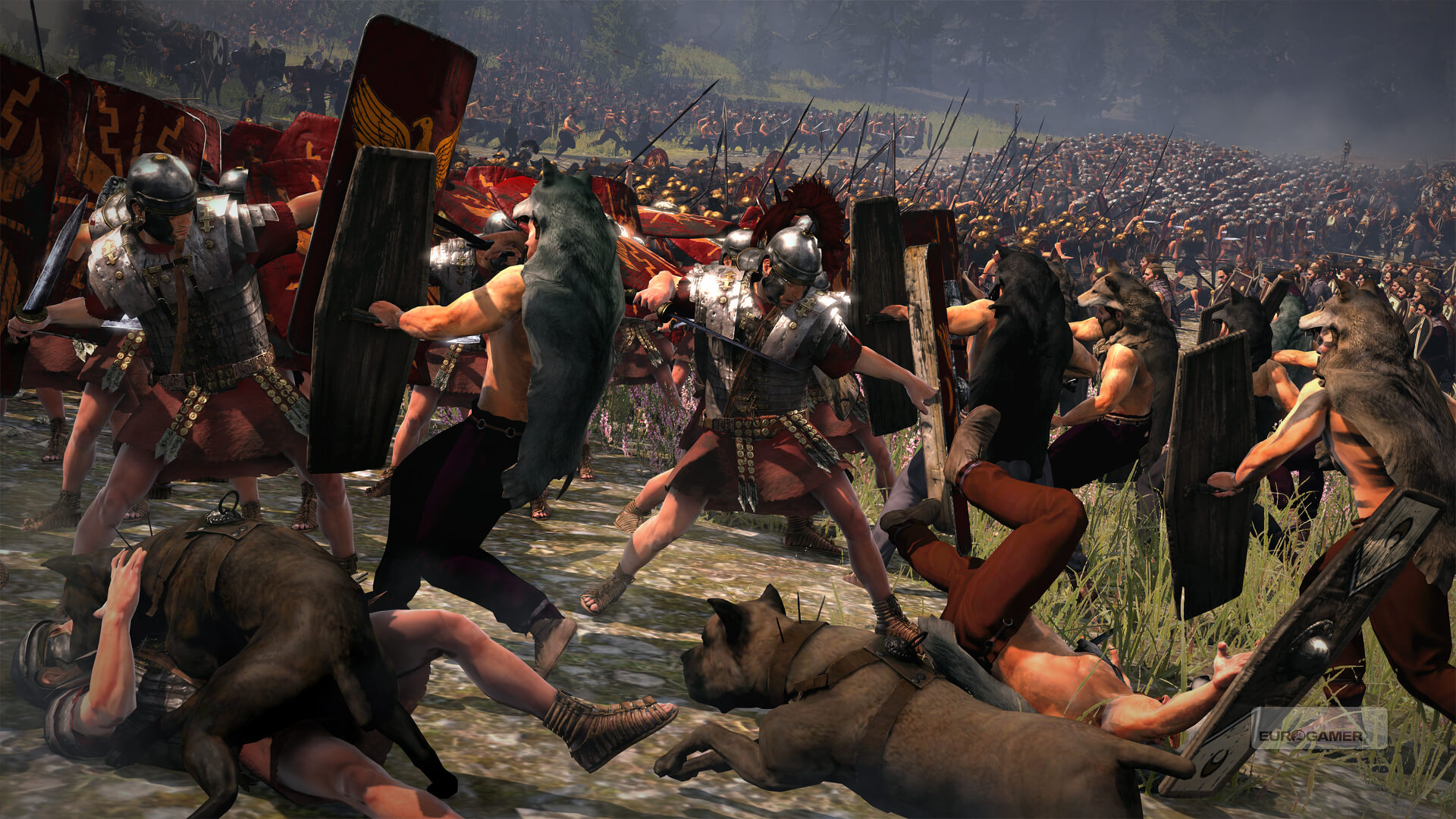 This Humble Total War Bundle Will Consume You