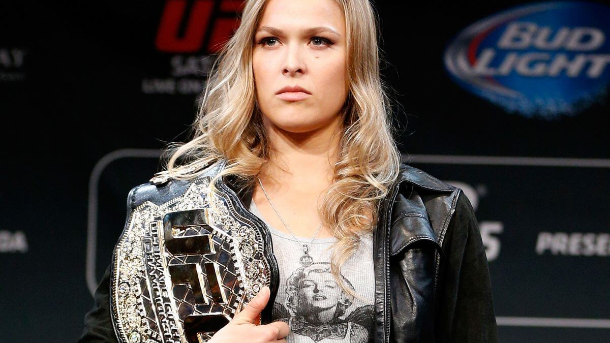 Ronda Rousey to Star in Road House Reboot