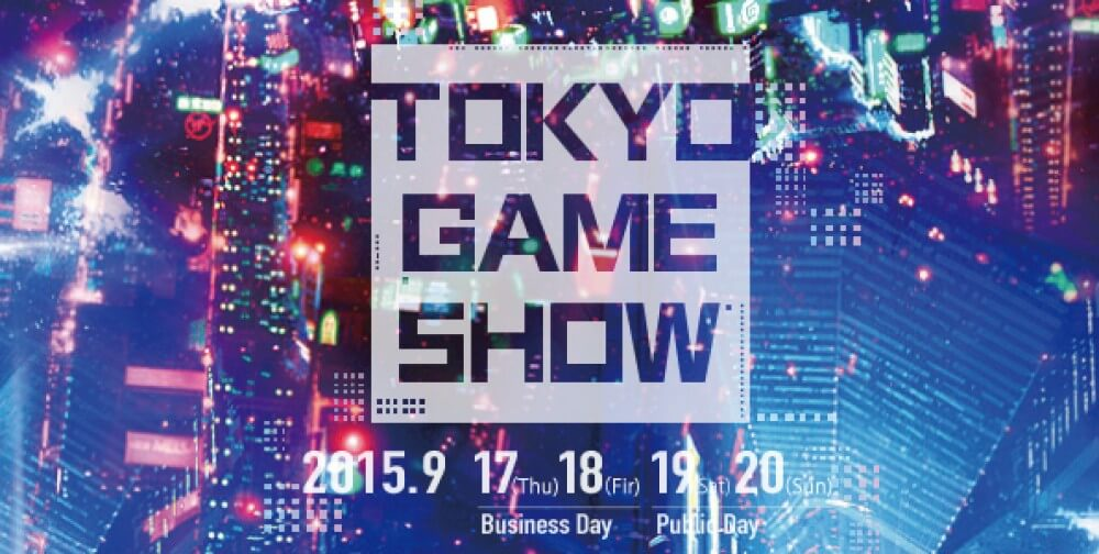 Tokyo Game Show 2015 Featured Games