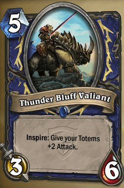 thunder bluff valiant
