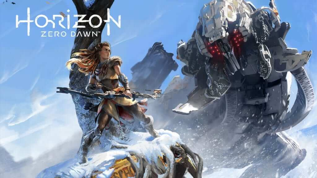Horizon Zero Dawn Will Have Tons Of Exploration