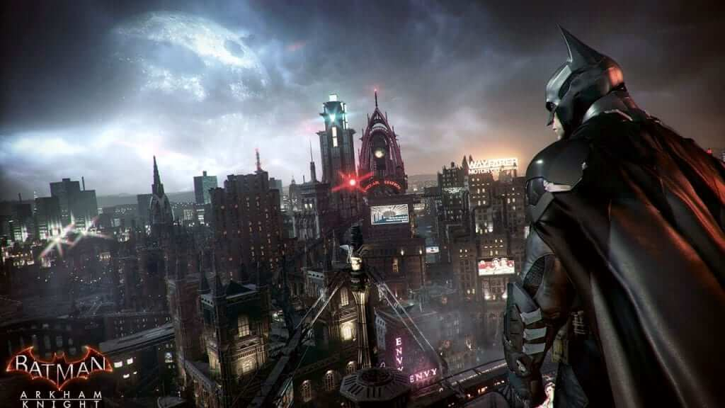 Batman: Arkham Knight Returns to Steam Next Week