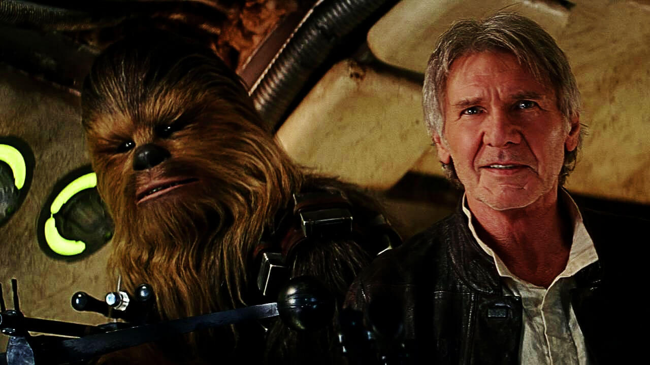 Netflix Will Stream Star Wars: The Force Awakens In Canada Only