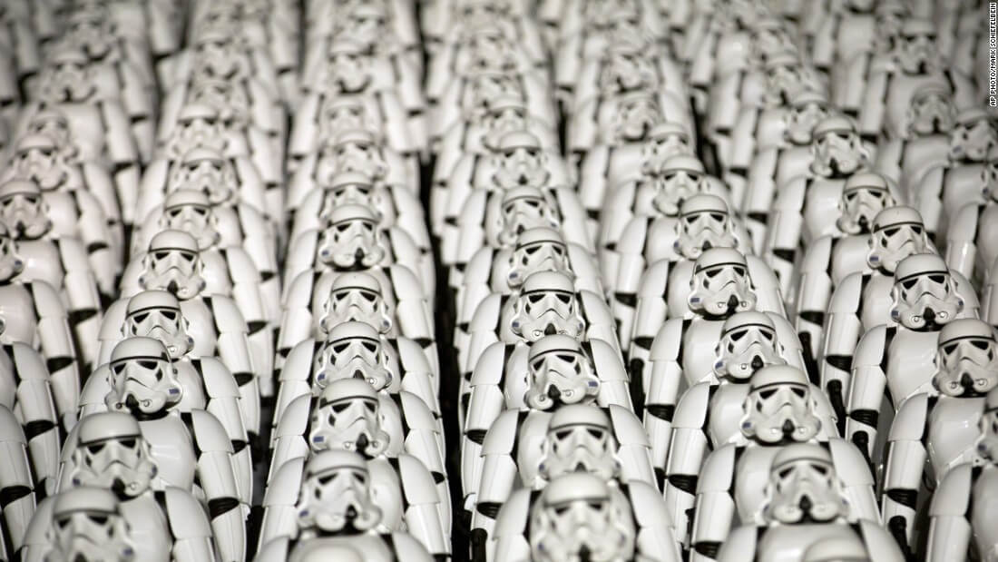 The Disney Galactic Empire Invades China