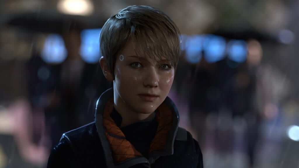 Quantic Dream Announces PS4 Exclusive Detroit