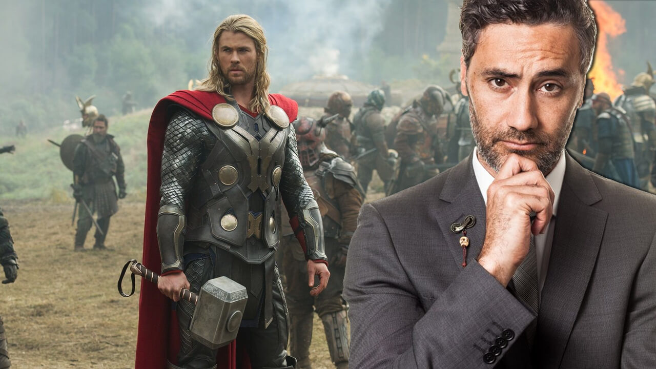 Taika Waititi Set to Direct Thor: Ragnarok