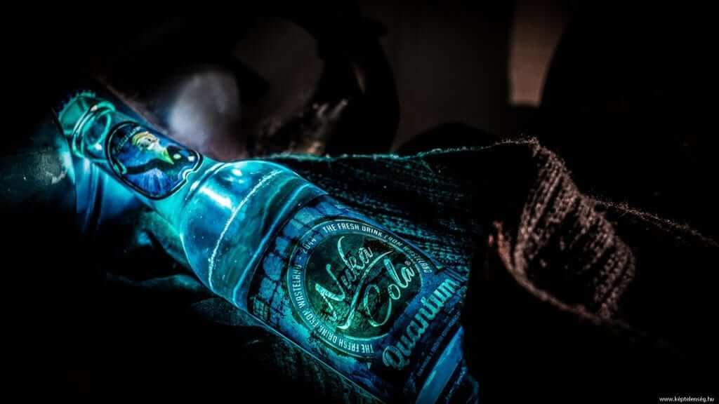 Nuka Cola Quantum Coming