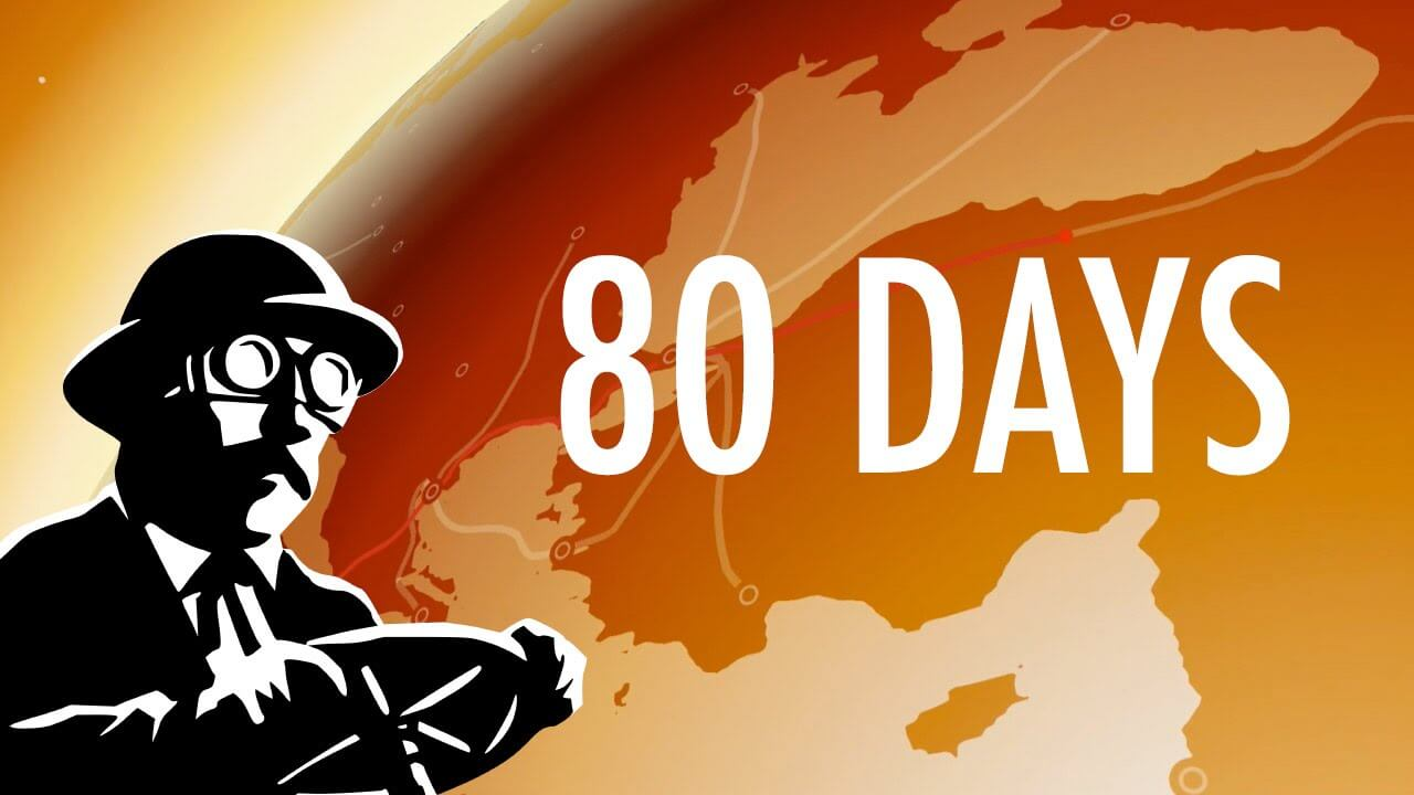 Review: 80 Days