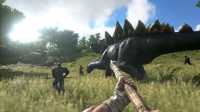 Can you survive the world of ARK: Survival Evolved?