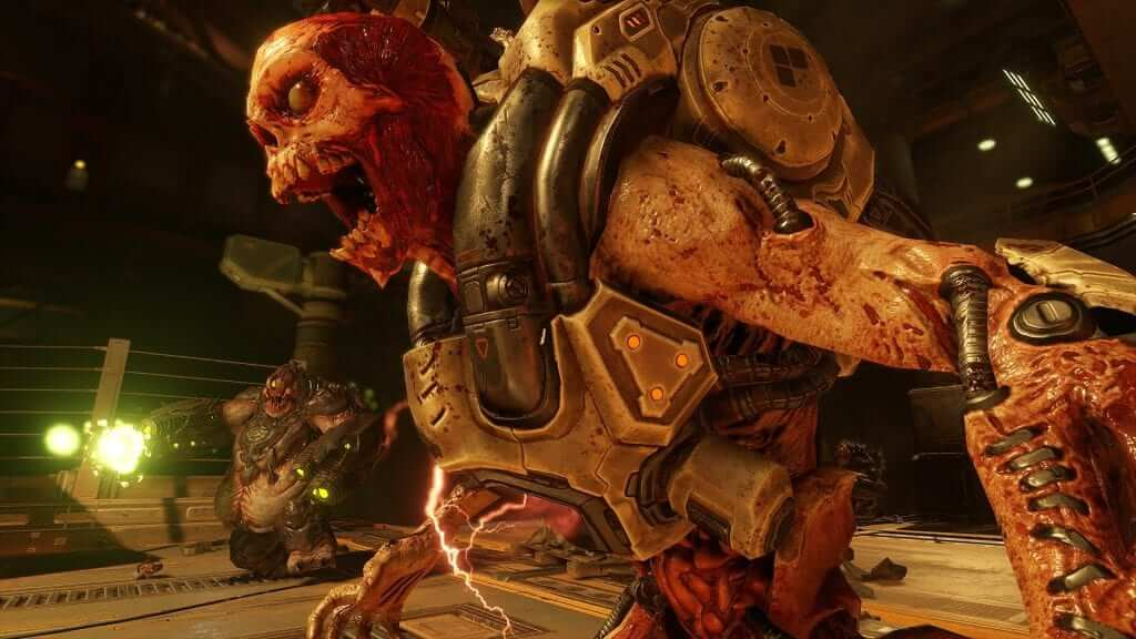 Doom Multiplayer Alpha Sign-Up Now Open