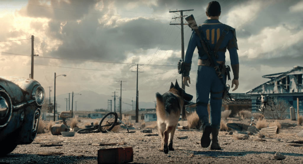 Fallout 4 Gets A New Live-Action Trailer
