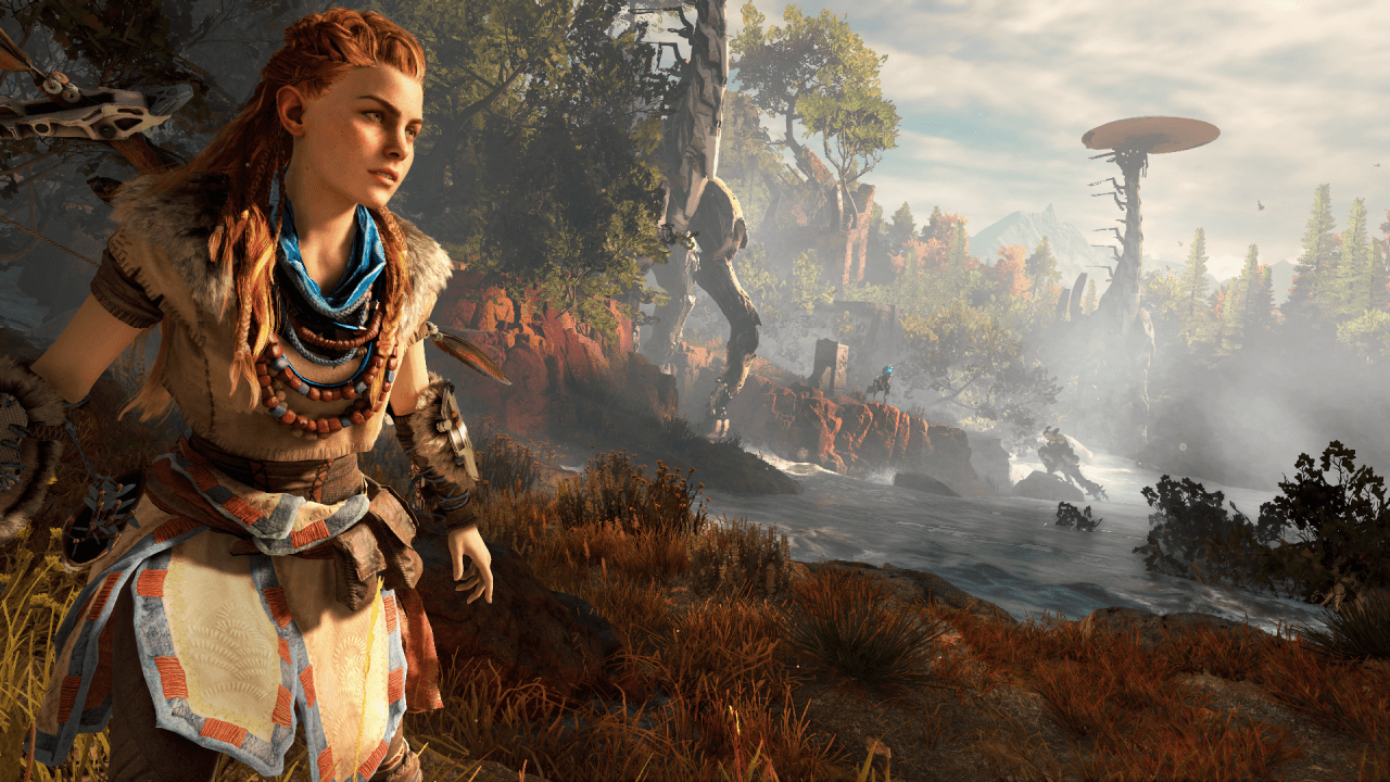 New Horizon: Zero Dawn Gameplay Walkthrough Revealed