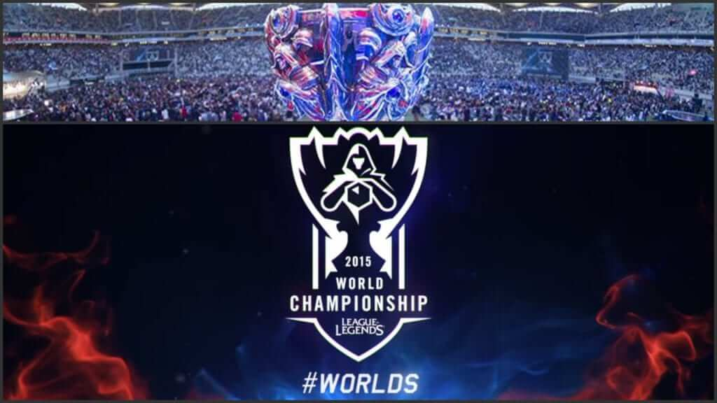 Victory at 2015 League of Legends World Championship