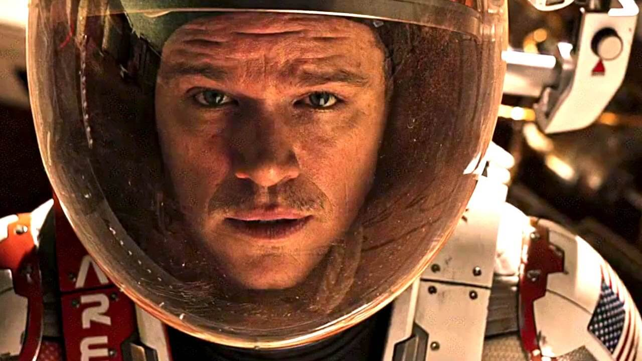 The Martian Blasts Off With $55 Million Box Office Debut