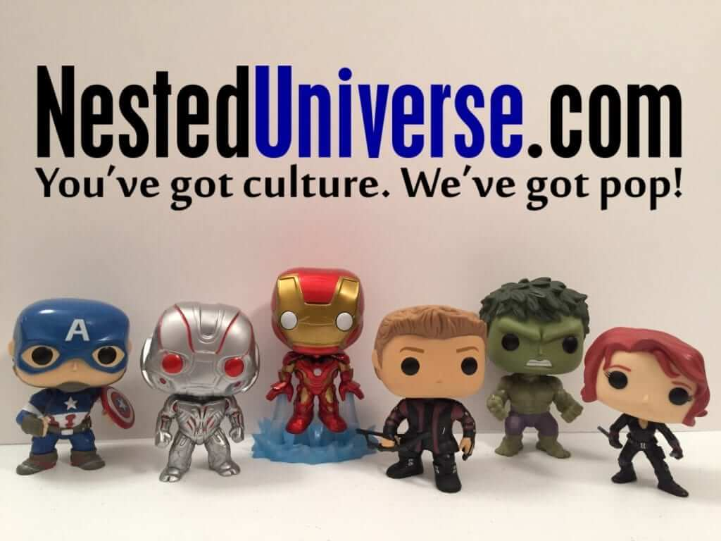 Funko Pop! Avengers: Age of Ultron Set Review