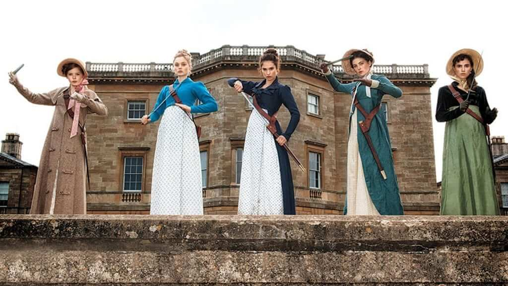 Pride and Prejudice and Zombies Trailer Announced