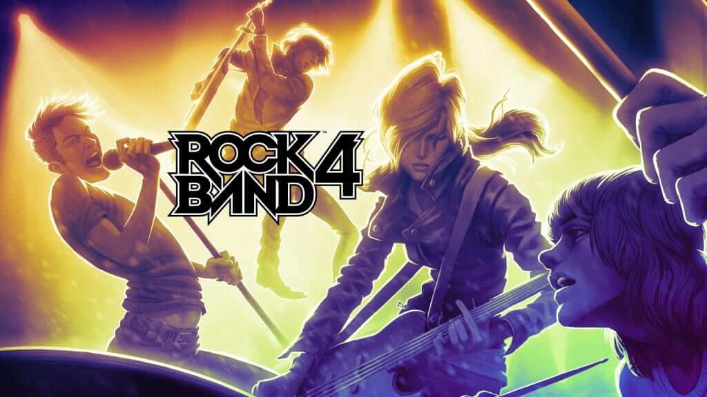Rock Band 4 Legacy DLC Available to Download