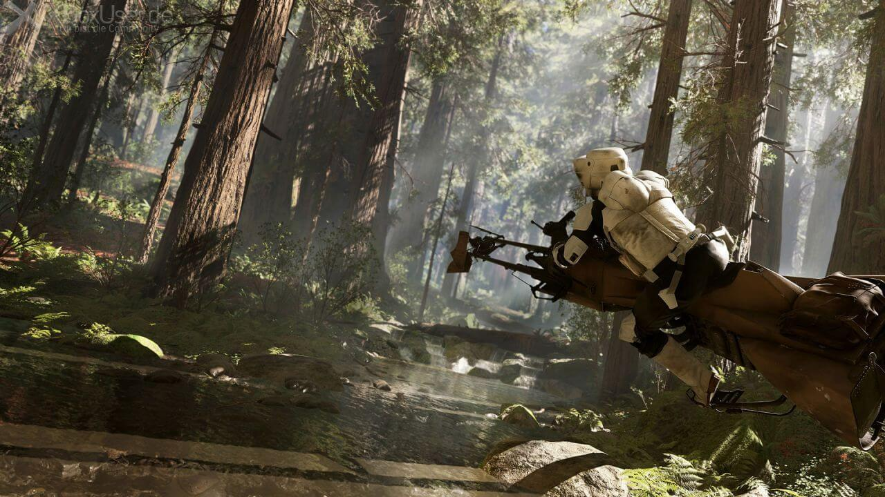 Star Wars Battlefront Beta Data Mined