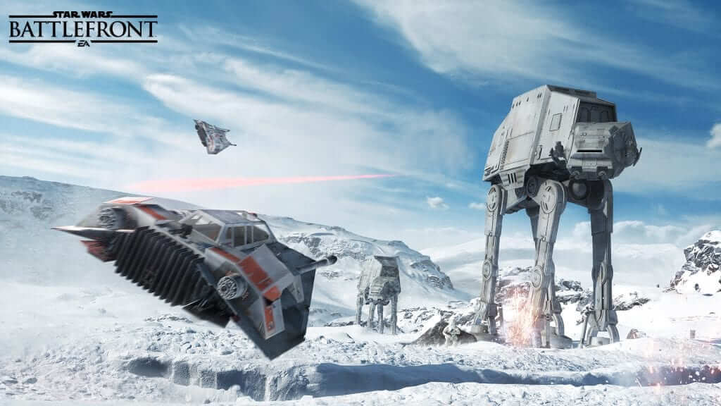 Star Wars: Battlefront Will Have No Microtransactions