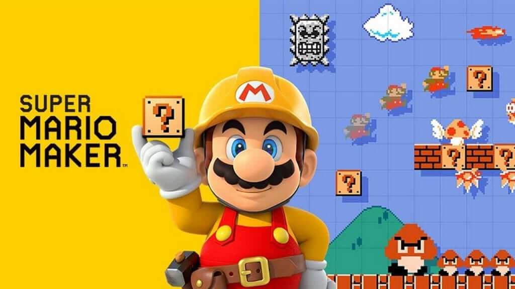 New Items Arrive in Super Mario Maker Update