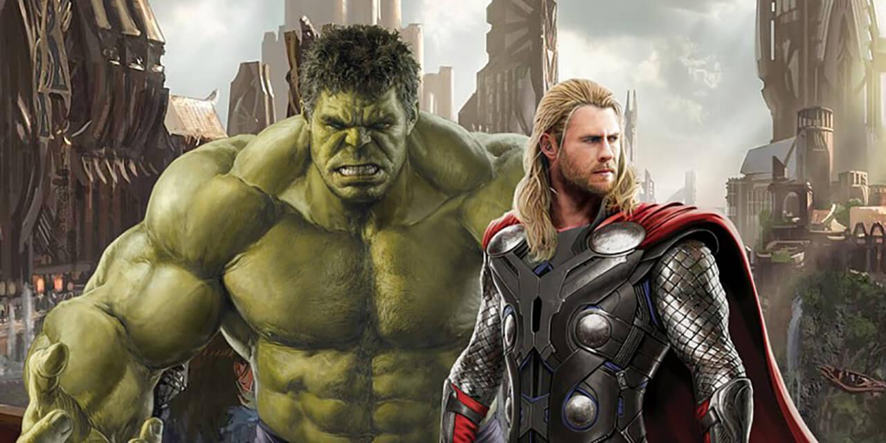 Mark Ruffalo Bringing Hulk Into Thor: Ragnarok