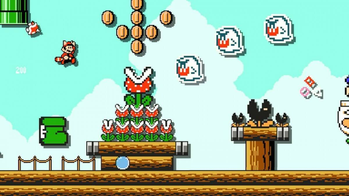 Super Mario Maker's Producer on Ultra Hard Levels