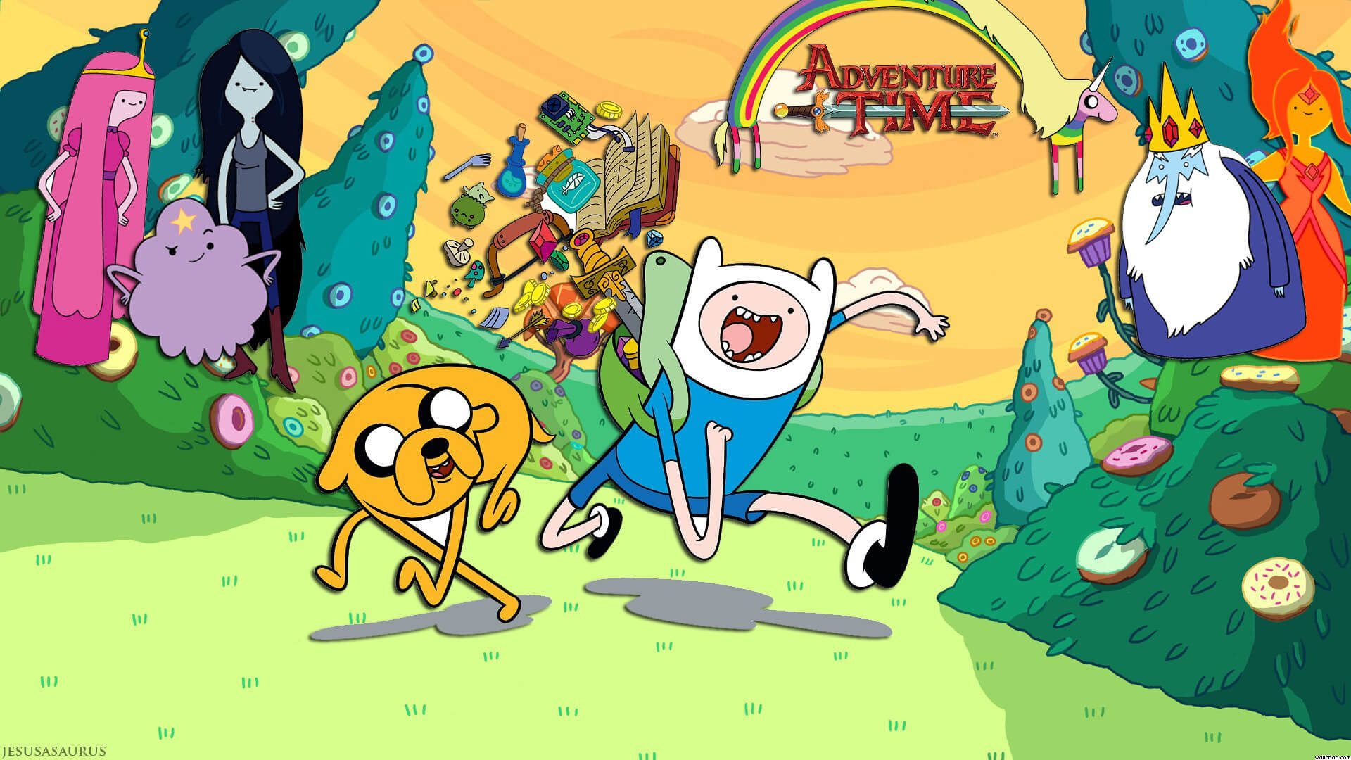 Review: Adventure Time: Finn & Jake Investigations