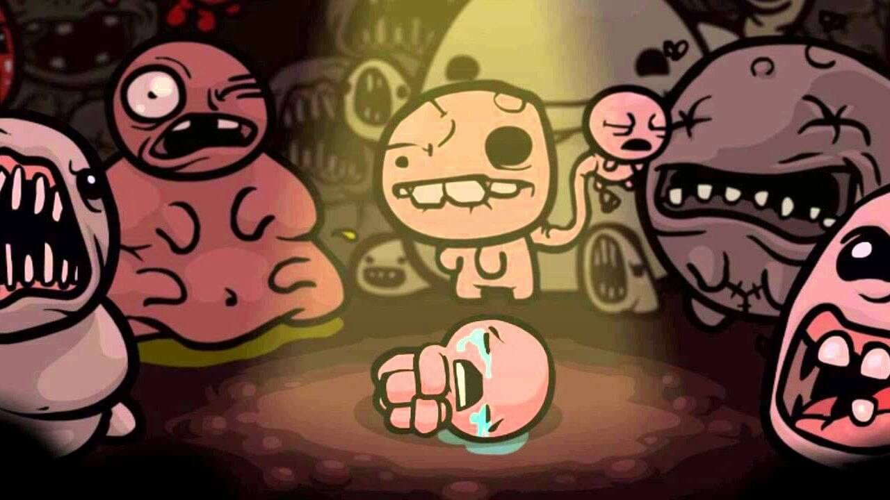 Binding of Isaac: Afterbirth Out Now