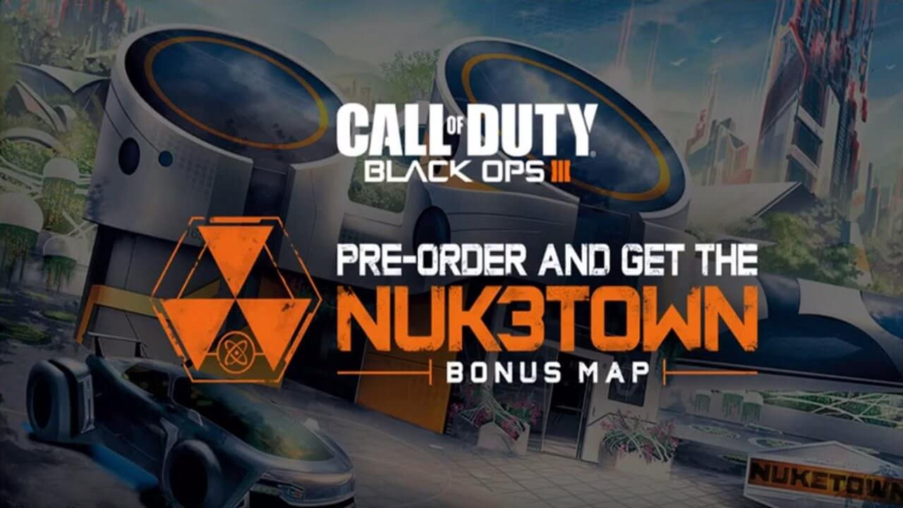 Call of Duty: Black Ops 3 First Look at Nuketown