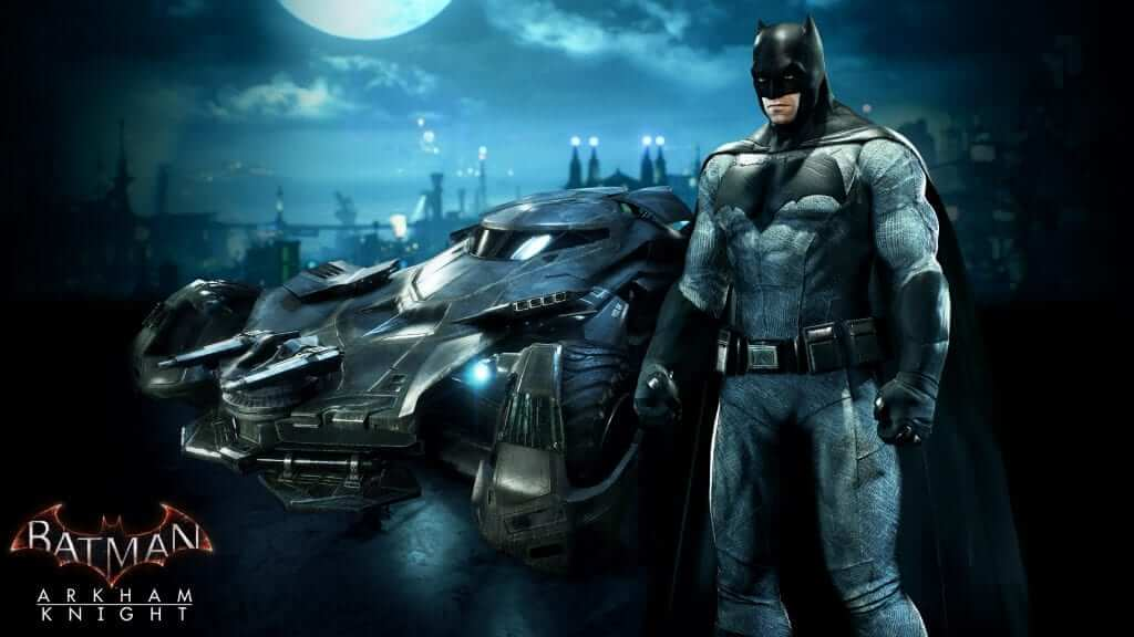 All Batman Arkham Knight Season Pass DLC Revealed