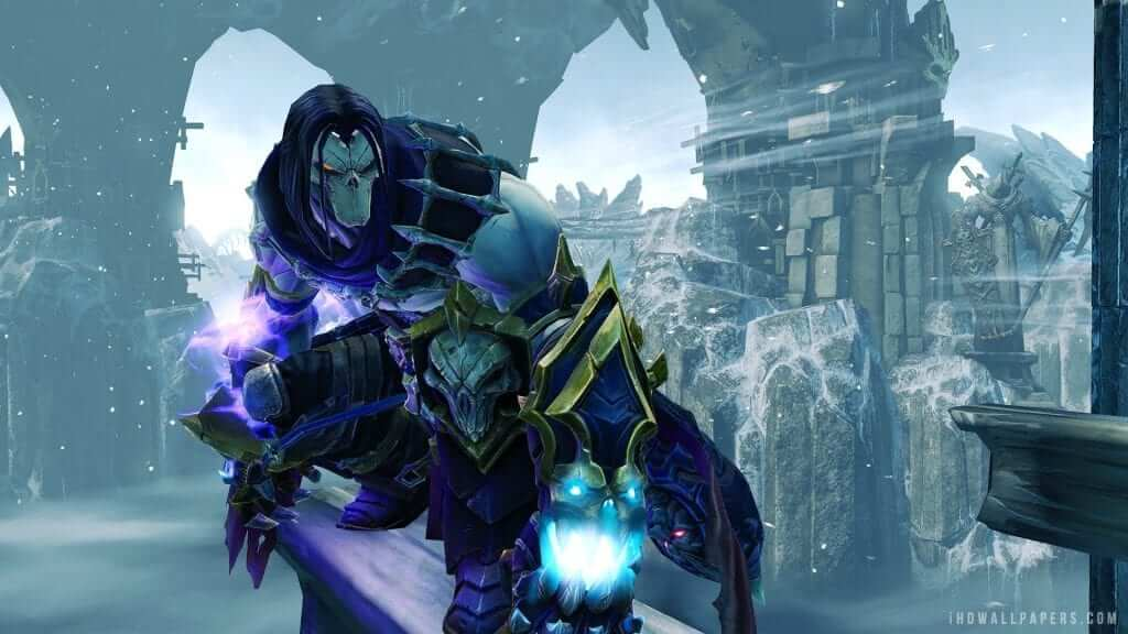 Darksiders 2 Deathinitive Edition Resurrects Launch Trailer
