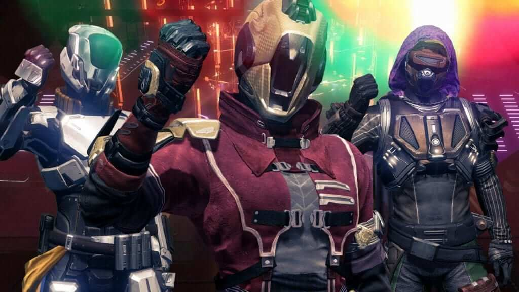 Destiny + Backstreet Boys = Greatness