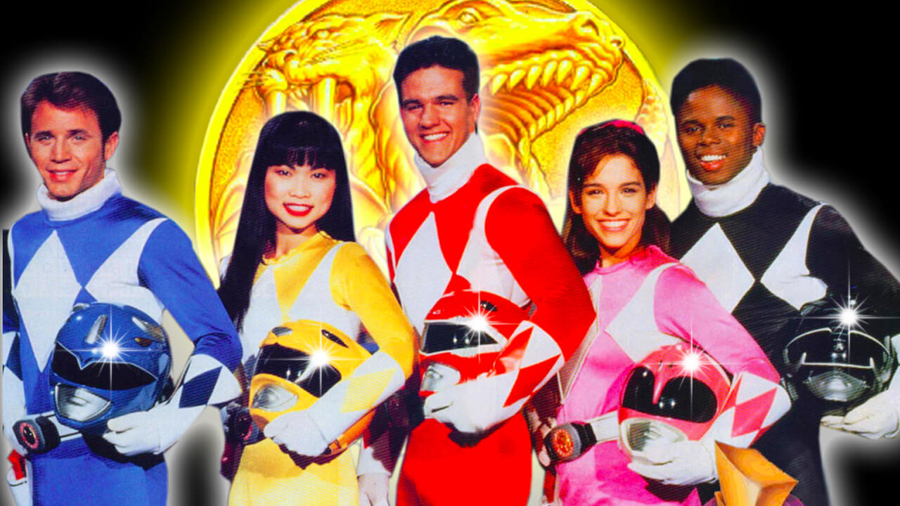 Power Rangers Reboot Begins Testing