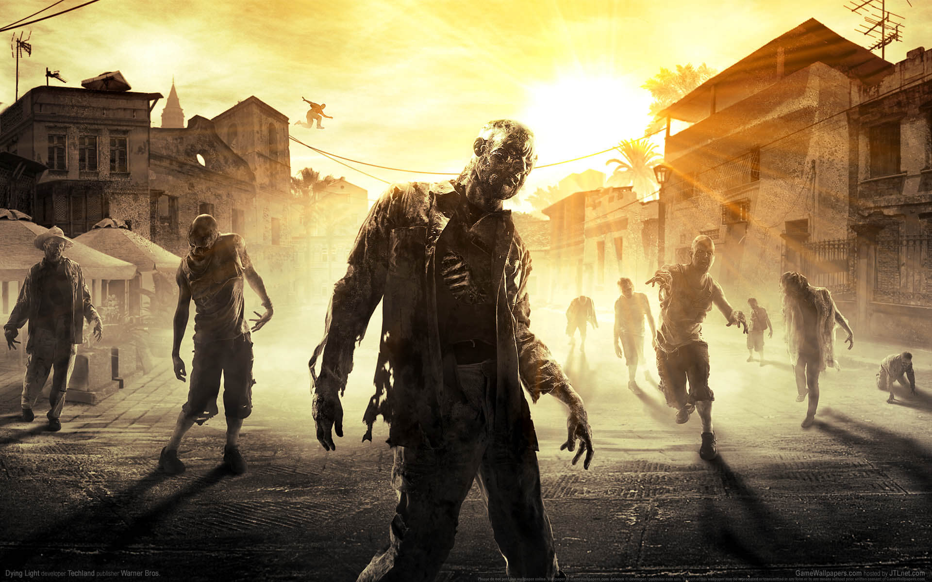 Dying Light Celebrates Halloween