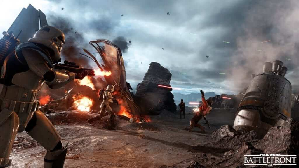 Star Wars Battlefront Expected To Ship 13 Million