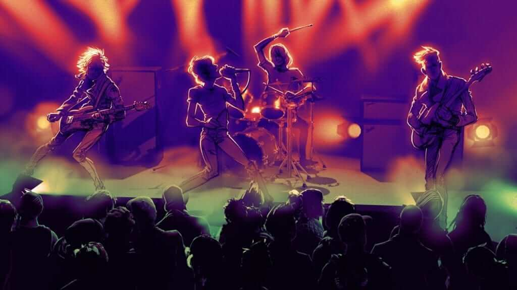Rock Band 4 Adds 17 Minute 'In-A-Gadda-Da-Vida' As DLC