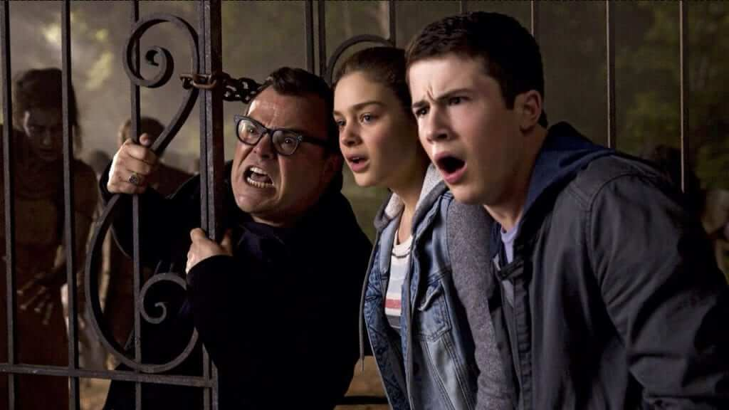 Goosebumps Scares Up Big Time at Box Office