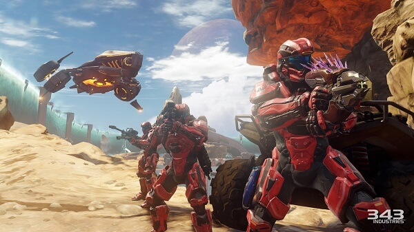 Halo 5: Guardians could be on its way to PC.